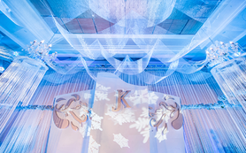 【闺蜜婚礼】--静谧蓝主题婚礼