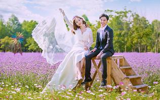 【米娜视觉婚纱摄影】娜么爱你--2699特惠套餐