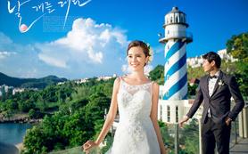 【蒙娜丽莎经典推荐】深圳拍婚纱照,全新路线让您选