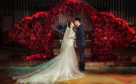 西塘映画总监三机位婚礼摄影