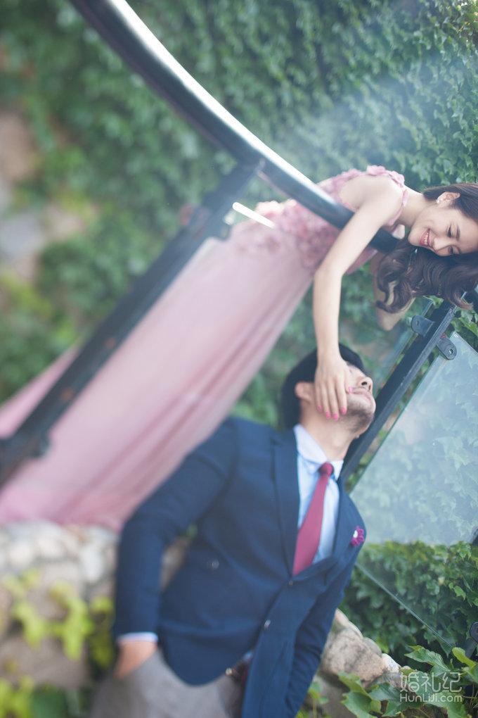 青岛婚纱摄影-米罗摄影作品——文艺旅拍风