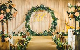 【柏谷婚礼】--清新森系