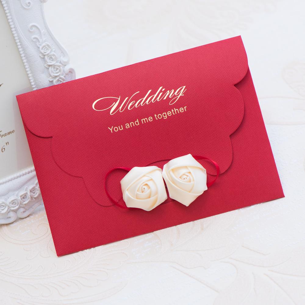 喜帖结婚请帖创意2017 定制欧式婚礼请柬 邀请函 婚庆