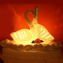 《爱,相伴》创意结婚礼物实用 婚庆礼品新婚房新房摆件摆设家居