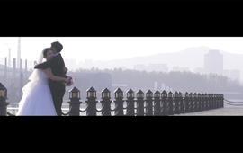 4K总监三机位超高清婚礼电影,送航拍送快剪送mv