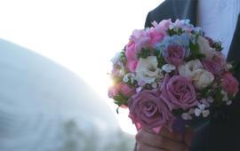4K总监双机位超高清婚礼电影预定赠送快剪和航拍