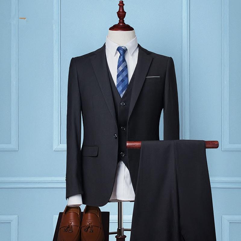 结婚领带颜色_结婚黑西服佩什么颜色的衬衫和领带比较好看时尚-黑色西装白色 ...