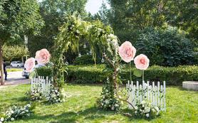 【蜜路】秘密花园  户外主题婚礼套系