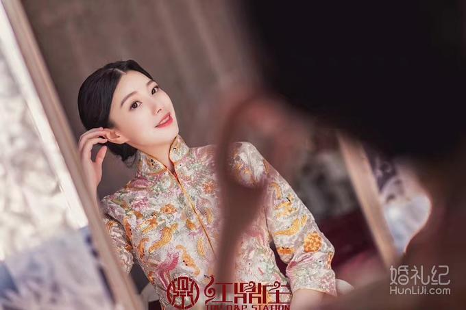 红鼎庄【 租赁】|100%密度褂皇+男装龙袍马褂