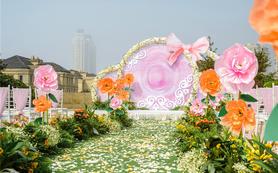 泰迪婚礼|套餐*6(Secret Garden)