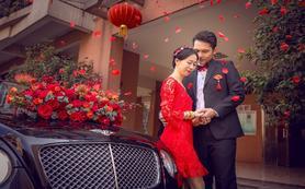 【ROOM VISION】婚礼双机摄影+单机摄像