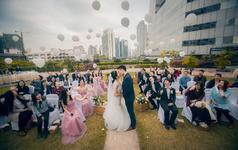 【ROOM】 高端户外婚礼 总监双机摄影+化妆