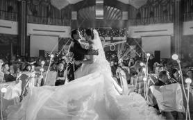 森蓝婚礼策划爱之永恒主题一站式婚礼