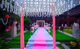 【春暖花开】户外浪漫专属婚礼,与户外来个约会吧