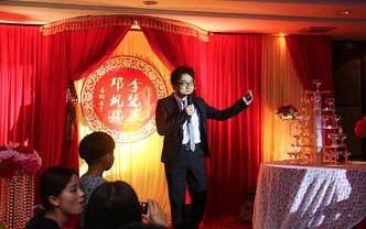 资深国粤语婚礼主持人良辰+音乐执行+专业流程策划
