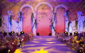 【闺蜜婚礼】-珊瑚粉水彩系婚礼--索菲特钟山高尔