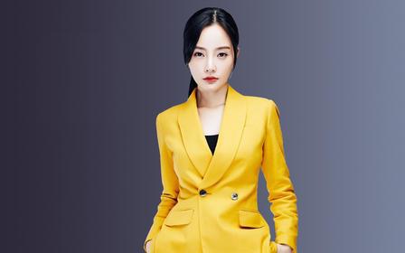 [明星同款]2017女士时尚定制套装