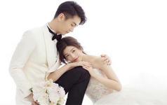 [明星推荐]陈晓结婚礼服