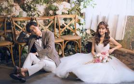 【果石】私人订制婚纱2017全新优惠套系