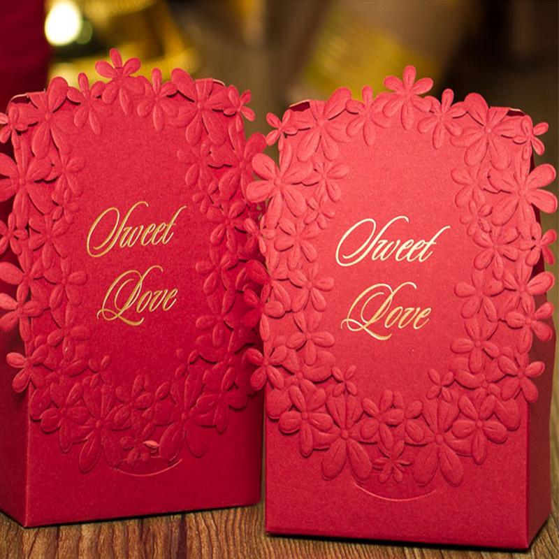 喜糖盒子创意镂空结婚礼盒包装盒 喜糖袋子婚庆用品糖果盒11