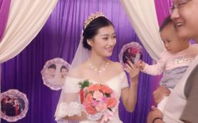 资深化妆师全程跟妆+高性价比婚纱礼服租赁套餐