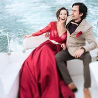 零下八度 送婚纱 海景游艇出海 水下 包邮包住