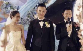 黄晓明弟弟的婚礼  大师级三机位+大摇臂+婚礼预