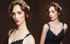 《况利彩妆造型》总监级化妆师新娘跟妆