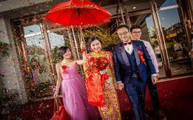 婚礼摄影/摄像丨婚礼摄像+资深首席双机位