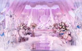 """【菲林婚礼】""""嗨!我亲爱的公主""""梦幻甜美主题婚礼"""