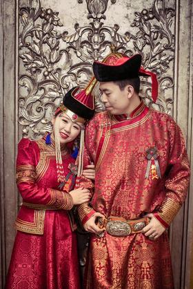 2017年2月19日内蒙古饭店婚礼摄影案例