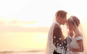 【巴厘岛】浪漫水上婚礼 旅拍婚纱照