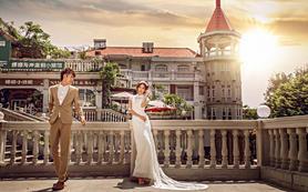 厦门富都婚纱摄影【爱的旅行】旅游蜜月婚纱照