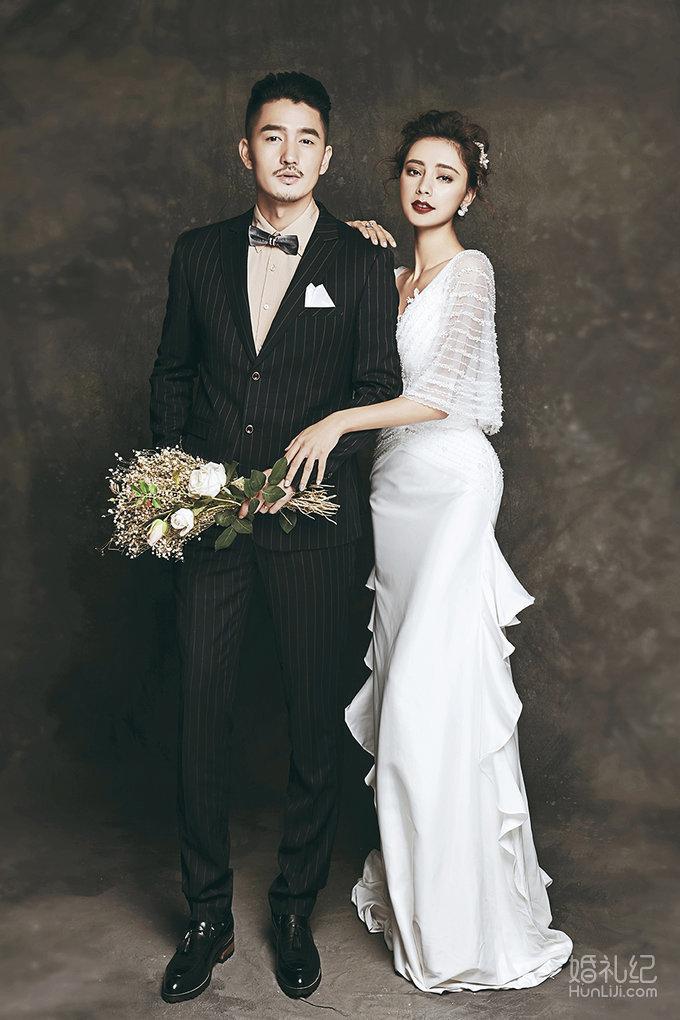内景婚纱照 | 质感 | 杂志风 | 明星团队