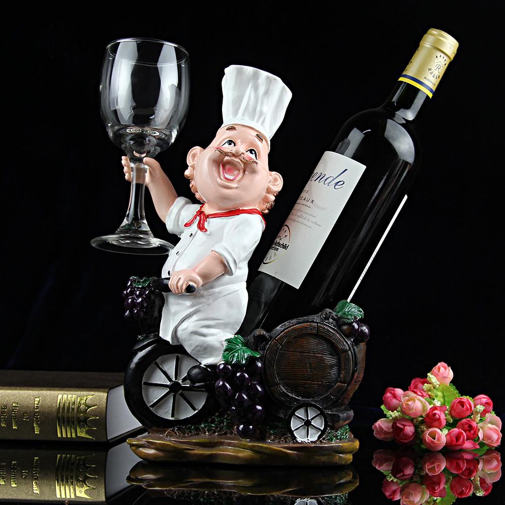 现代欧式酒柜红酒架子家装饰品摆件客厅工艺家居摆设创意结婚礼物
