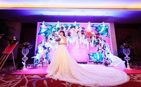 玫木源粉色恋情西式小清新个性婚礼