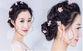 【Amy   美妆造型】高级化妆师 (店主实拍)