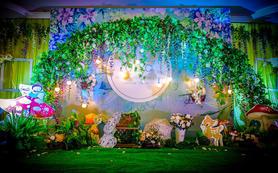 【合加婚礼】主题套系婚礼-梦幻森林(森系)
