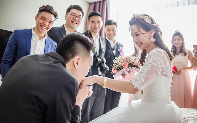 【超赞首席单机】唯美个性 婚礼纪实