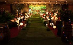 【合加婚礼】森系主题婚礼 之 绿野仙踪