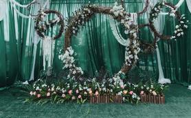 【一森婚礼】户外—《春风十里》