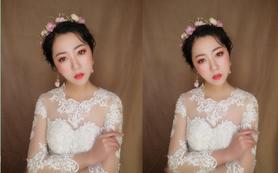 沐颜首席化妆师-A档-全程跟妆3款造型 唯美简约