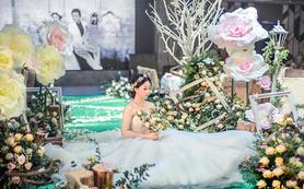 一初婚礼 —「  晓 梦  」