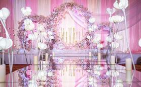 《 飞色婚礼 》~樱花树下