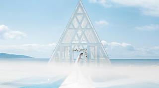 三亚旅行婚礼+婚纱照套餐15999