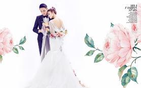 【纪实风】韩式婚纱套系——5星推荐