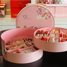 创意婚庆喜糖礼盒喜糖回礼精美高档结婚喜糖 订婚大糖 喜糖伴手