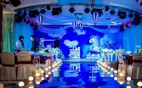 云溪酒店-《天空之城》主题婚礼