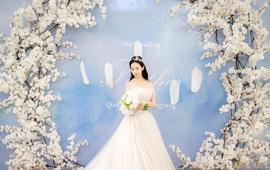 长沙维尔娜婚庆 婚礼策划 唯美 蒂夫尼蓝