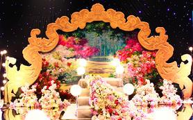 【梦工场婚礼】莫奈花园 --主题套系